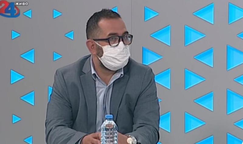Д-р Атанасовски: Вирусот не е ослабен, Комисијата за заразни болести да не бега од одговорност