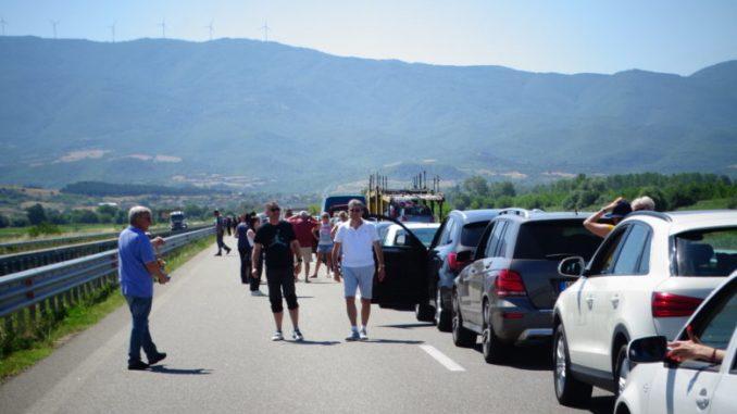Грција ноќеска ја отвори границите со Бугарија и за српските државјани