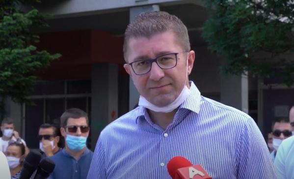 Мицкоски: Македонија мора да ја вратиме на нормален колосек