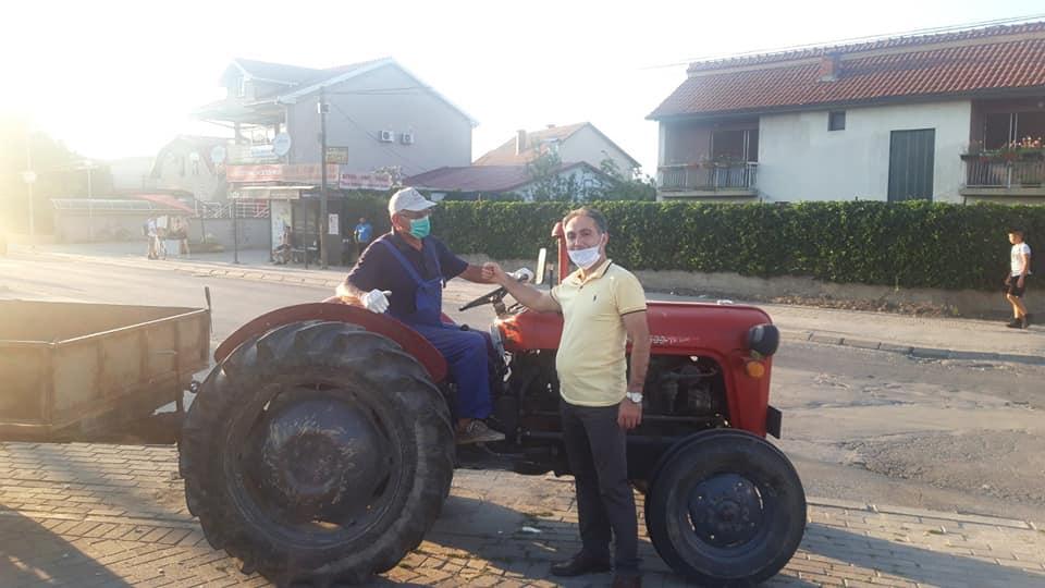 Никовски: Посветено ќе работи на решавање на проблемите со кои што се соочуваат земјоделците!