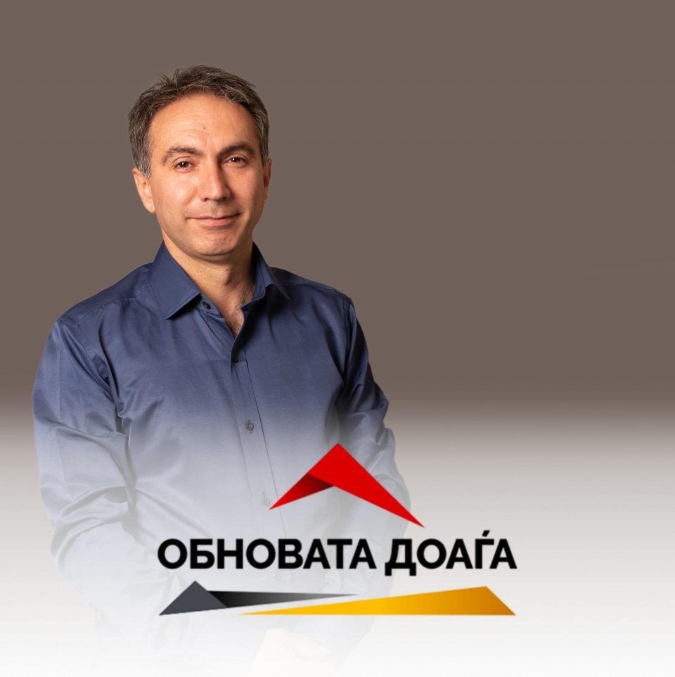 Никовски: На 15ти јули конечно ќе заврши агонијата и одењето во бездна ,започнува Обновата на Македонија граѓаните