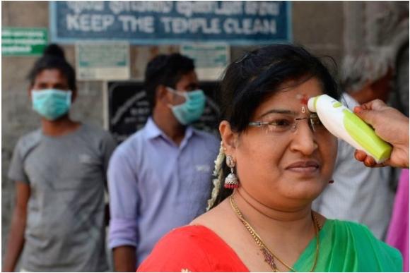 Рекорден пораст на заразени со Ковид-19 во Индија