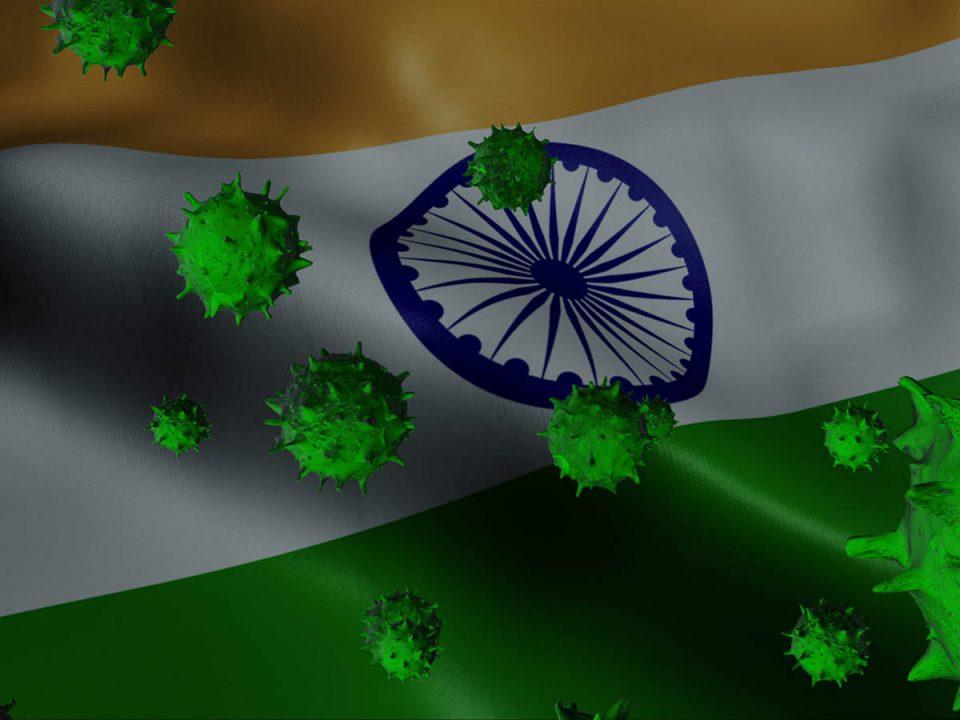 Нов рекорд на заразени во Индија, вкупно речиси 2,4 милиони