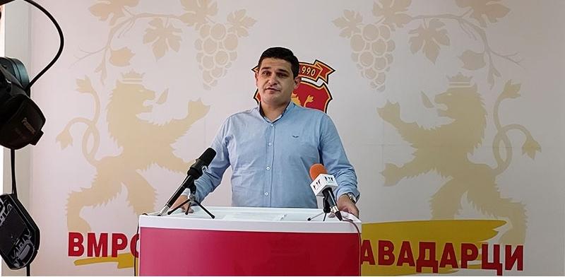 Ивановски: Во новата програма на ВМРО-ДПМНЕ предвидени се повисоки плати и пензии