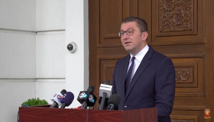 Мицкоски: Заев има целосен системски неуспех во справувањето со кризата, Македонија не заборава за сите неуспеси и афери