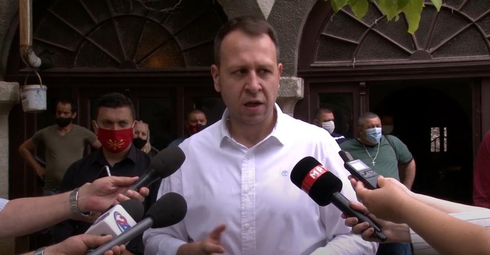 Јанушев: Ќе понудиме надеж, ќе понудиме иднина, ќе понудиме извесност