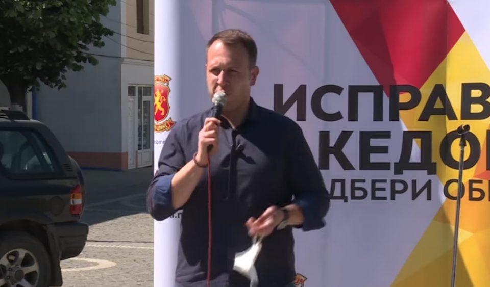 Јанушев: Луѓето во верниот исток се големи патриоти, тоа се луѓе коишто секогаш ја ставаат Македонија пред сè и над сè