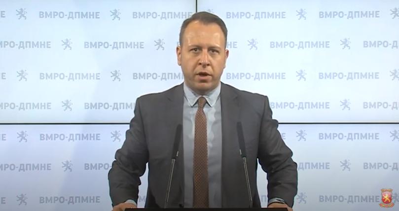 Јанушев: Апасиев повторно не одговори колку е дебело пликото кое го зема од Струмица!