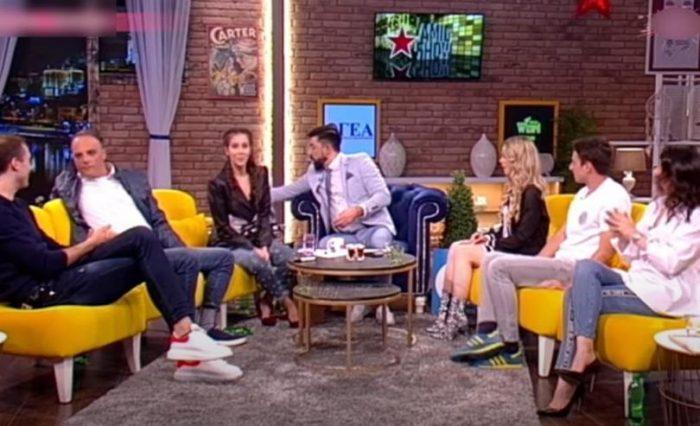 """Сите гости од """"Ами-Џи"""" шоу на тестирање за коронавирус – се огласи и водителот Огњен"""