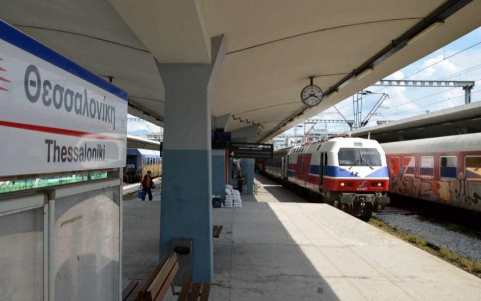 Термички камери на железничките станици во Солун и Атина