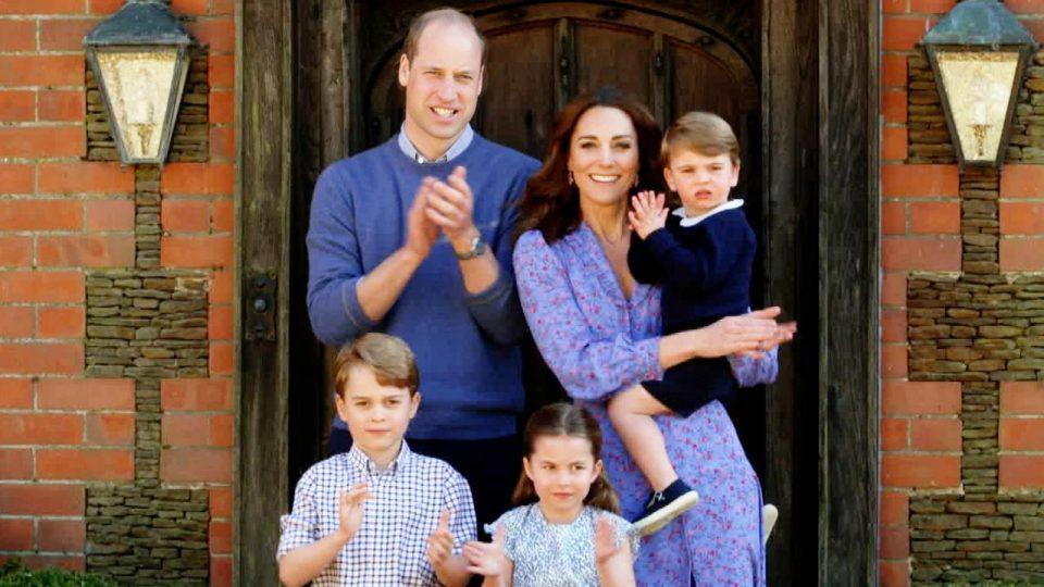 """""""Подалеку од моите деца"""": Кејт Мидлтон му забрани на принцот да се доближи до Џорџ, Шарлот и Луис"""