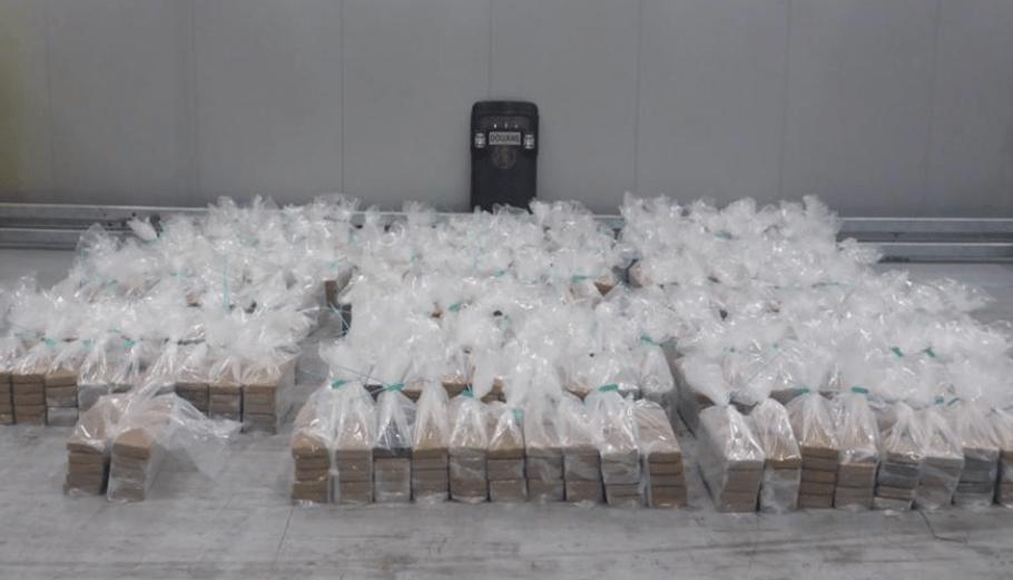 Полската полиција заплени над три тони кокаин
