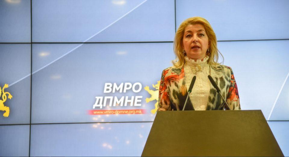 Ласовска:Џафери можеше да спречи да се донесат закони каде се злоупотребува европско знаменце