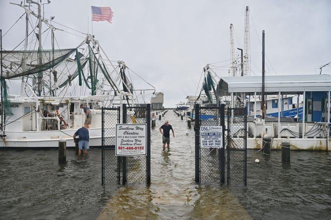 Тропската бура Кристобал го погоди југоисточниот дел на САД