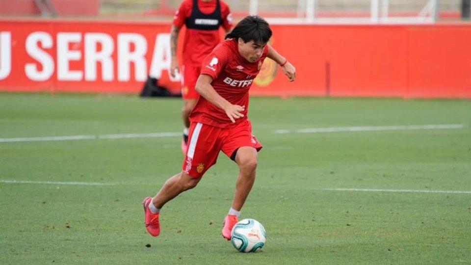 15-годишниот Ромеро стана најмладиот играч во историјата на Ла Лига