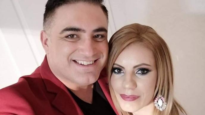 ФОТО: Се ожени Маријан Стојаноски, наскоро ќе стане и татко