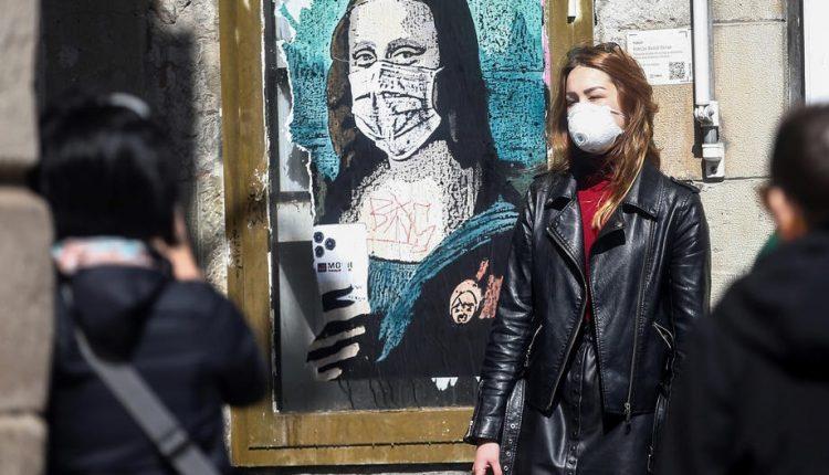 Носењето маска нема да биде задолжително во Белгија