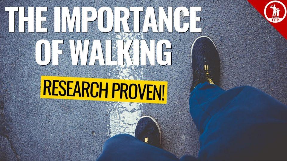 Што ќе се случи доколку пешачиме секој ден?