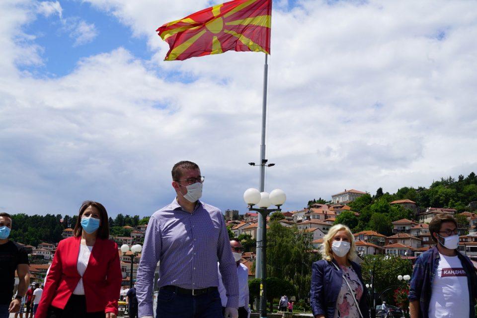 ВО ЖИВО: Мицкоски и ВМРО-ДПМНЕ со старт на кампањата од Охрид во 20 часот