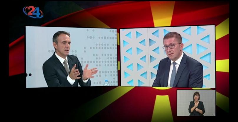 Мицкоски: Изборите не ги посакувавме среде корона, но мора да ги поразиме кога нема разум од Заев, па потоа ќе ја надминеме кризата