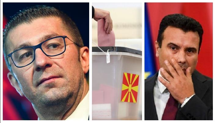 Маестрална шаховска игра на Мицкоски, избори за финален пораз на политиките на Заев