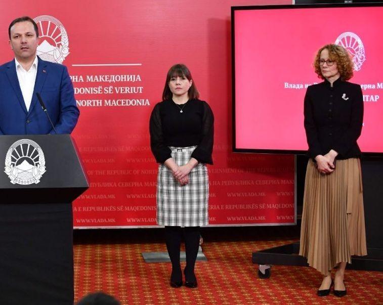 ВМРО-ДПМНЕ: СДСМ и Царовска ги манипулираат пензионерите