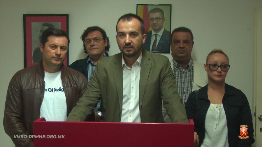 Миле Лефков: Градоначалникот на Кочани гради без дозвола