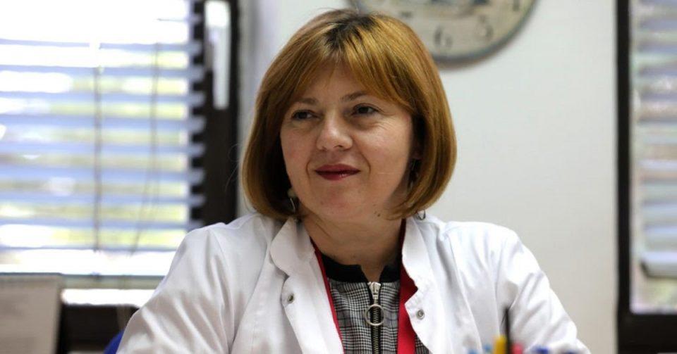 Директорката на Инфективна меѓу заболените доктори од клиниката