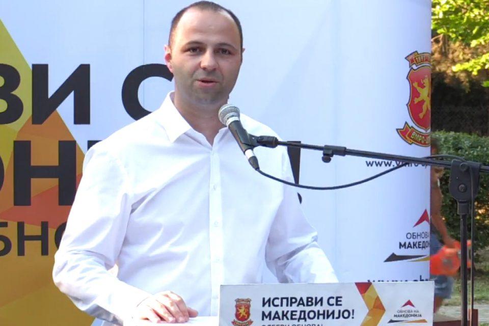 Мисајловски: Повисоки плати, гасификација, инфраструктурни проекти се само дел од програмата обнова на Македонија