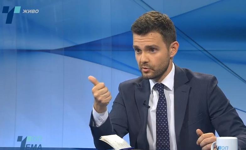 """Муцунски: Поради СДСМ, Македонија дојде до ситуација да ја нарекуваат """"Ground zero"""""""