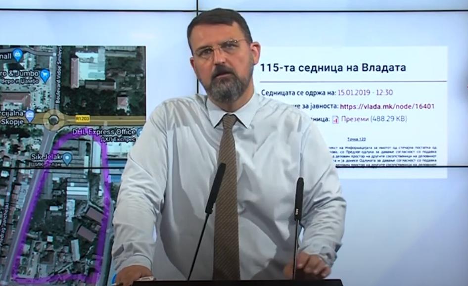 Стоилковски: Зоран Заев мора да каже колку пати, каде и кога се видел со Миодраг Давидовиќ Дака?