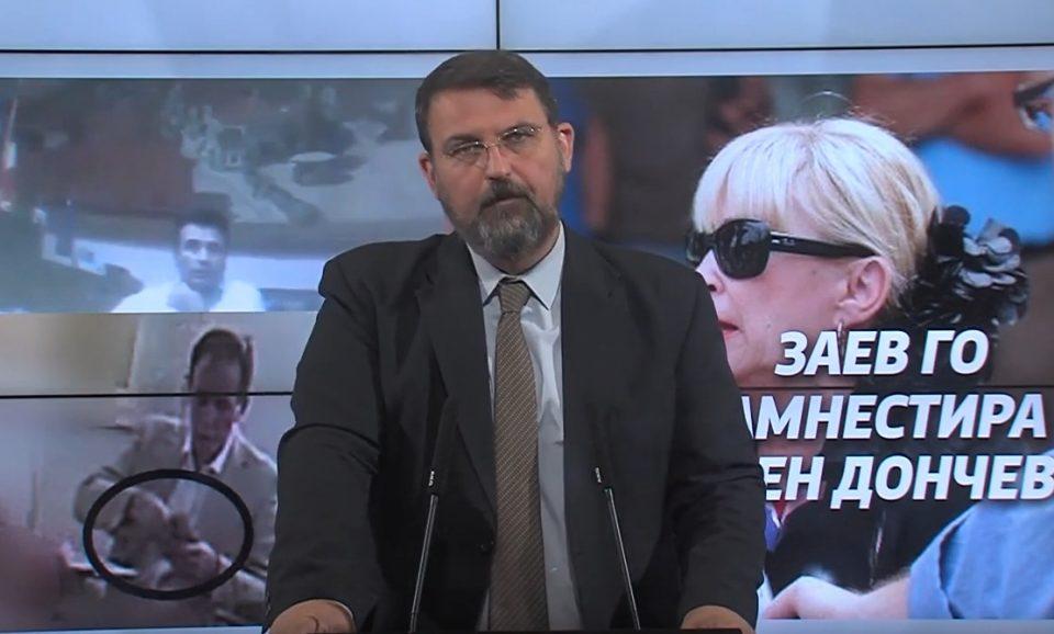 Стоилковски: Срамно, цел свет го гледа Ден Дончев како става пари во чанта, ама за Русковска и Јовески нема предмет!