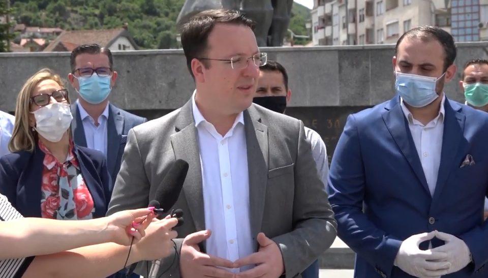 Николоски: Одговорност за криминалот ќе има, Гоце Делчев е Македонец и за него преговори нема
