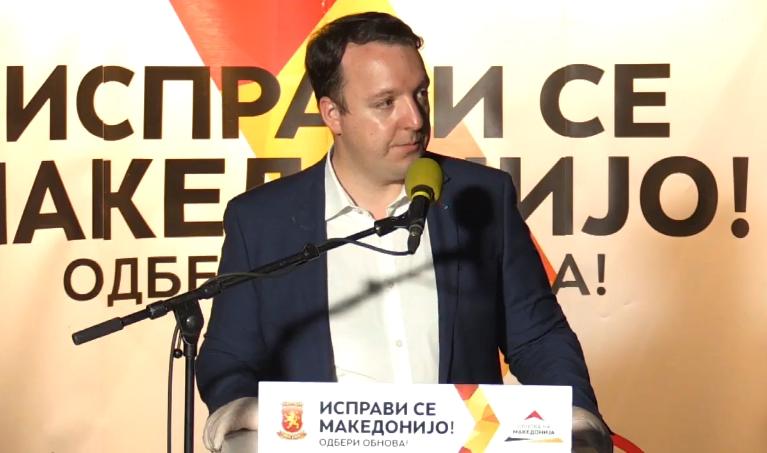 Николоски од Кавадарци: Обновата на Македонија ќе донесе загарантиран откуп и праведна цена за земјоделските производи