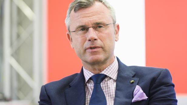 Хофер: Нема да се кандидирам против Ван дер Белен