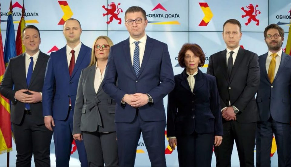 Носителите на листи на ВМРО-ДПМНЕ утре на средби со граѓани во Кичево, Скопје, Чашка, Тетово…
