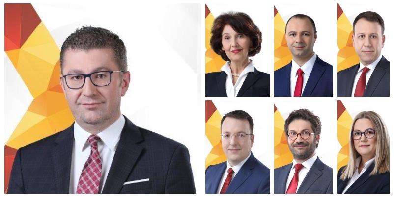 Мицкоски во посета на неколку скопски општини, носителите на листи на средби со граѓани