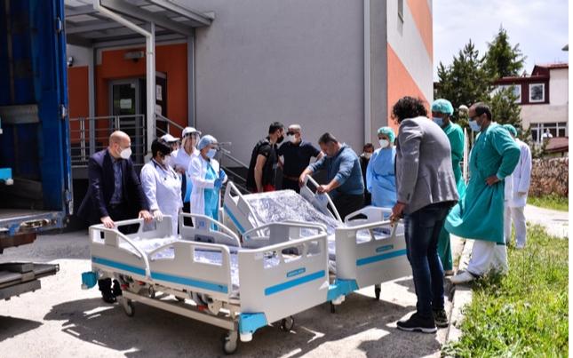 Автомат клубовите АСТРА донираа медицинска опрема од 20.000 евра на општа болница во Охрид