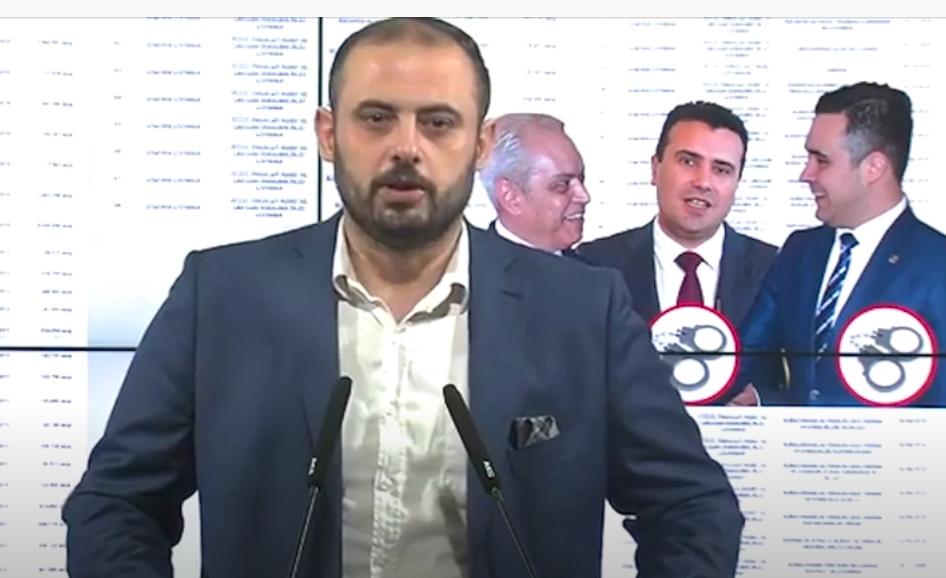 Ѓорѓиевски: Семејната фирма на Цветанка Иванова испумпала еден милон евра од општина Струмица преку тендери