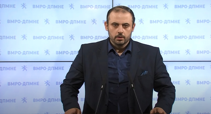 Ѓорѓиевски: Зоран и Вице Заев со признанието на Боки 13 си купија билет за Идризово