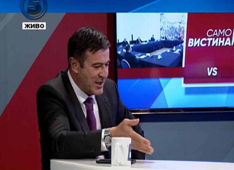 Пандов: Никој од членството на ВМРО-ДПМНЕ не бара оставка од Мицкоски