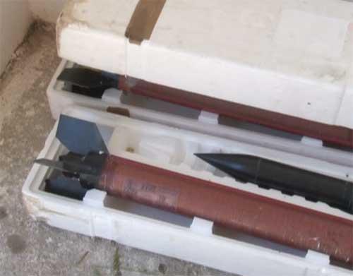 Вработени во ДЗС повредени при експлозија на ракета, подигнувале 11 противградни ракети