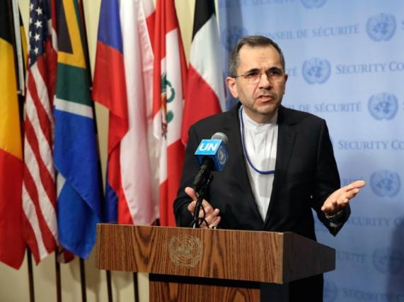 Раванчи: Во случај на нови санкции на ОН против Иран сите опции се отворени