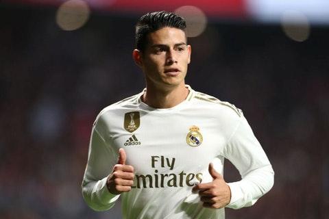 Родригез: Јас сум во Реал Мадрид заради сплет на околности