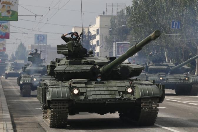 Во Србија пристигнуваат Руски тенкови Т-72