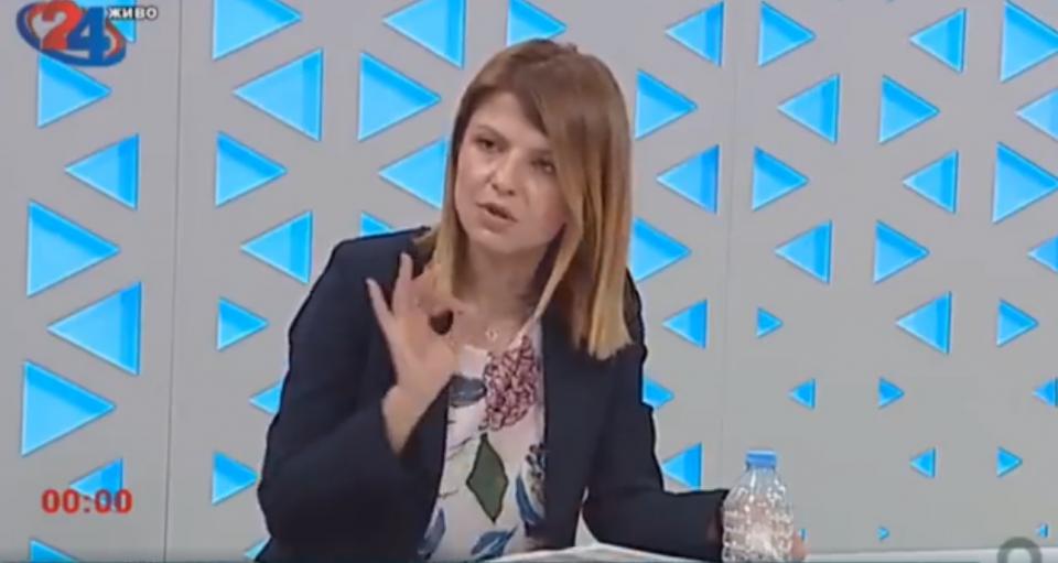 ВИДЕО: Лаги, пелтечење и страв, Лукаревска без одговори за проектите на СДСМ