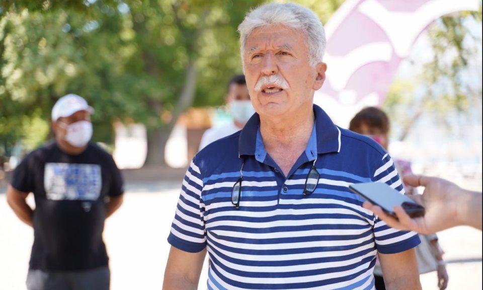 """Сарач: """"Обнова за Македонија"""" поседува луѓе кои имаат државнички капацитет и кои ќе ја вратат вербата во институциите на системот и вербата во Македонија"""