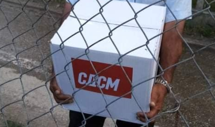 СДСМ преку ромска невладина организација ќе прави поткуп пред избори?!