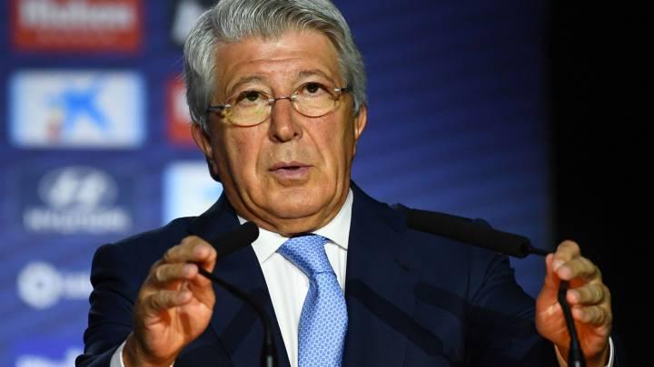Претседателот на Атлетико: Имаме сили да ја освоиме ЛШ
