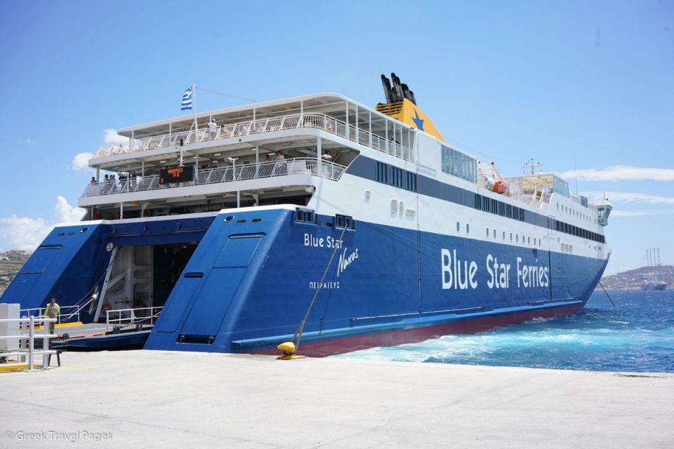 Дозволени 10 отсто поголем број патници во бродовите и траектите во Грција